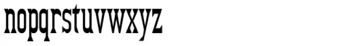 Kyhota Fezdaz Font LOWERCASE