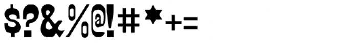 Kyhota One Font OTHER CHARS