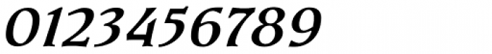 Kyiv Bold Italic Font OTHER CHARS