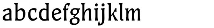 Kyiv Compact Font LOWERCASE