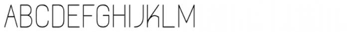 Kylemott Condense Font UPPERCASE