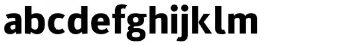 Kylo Sans Bold Font LOWERCASE