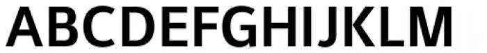 Kylo Sans Medium Font UPPERCASE