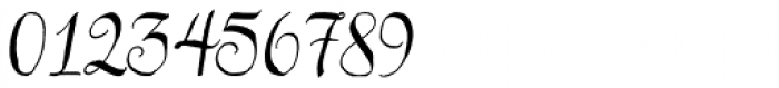 Kyrenia Quill TTW Font OTHER CHARS