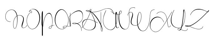 L'antre du Caniche doux Font UPPERCASE