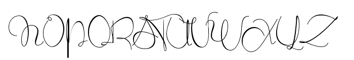 L'antre du Caniche Font UPPERCASE