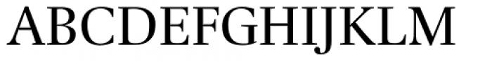 Läckö Regular Font UPPERCASE