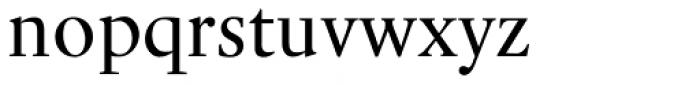 Läckö Regular Font LOWERCASE