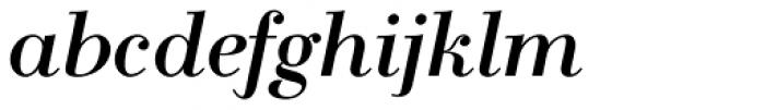 L Font LOWERCASE