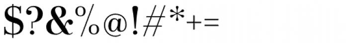 L Font OTHER CHARS