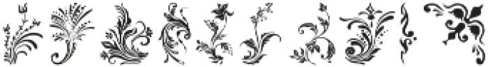 LAROSH Sithal Extra otf (400) Font OTHER CHARS