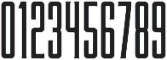 LAS VALLES Vintage otf (400) Font OTHER CHARS