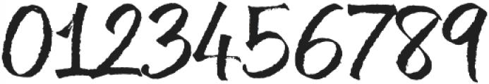 La Guapita otf (400) Font OTHER CHARS