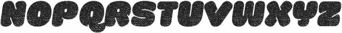 La Mona Pro Cloth Italic otf (400) Font UPPERCASE
