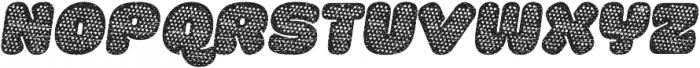 La Mona Pro Cloth Mix Italic otf (400) Font UPPERCASE