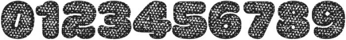 La Mona Pro Cloth Mix otf (400) Font OTHER CHARS