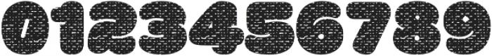 La Mona Pro Cloth otf (400) Font OTHER CHARS