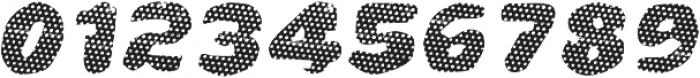 La Mona Pro Layer One Italic otf (400) Font OTHER CHARS