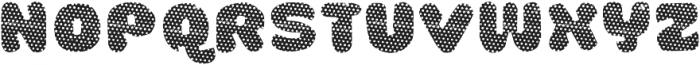 La Mona Pro Layer One otf (400) Font UPPERCASE