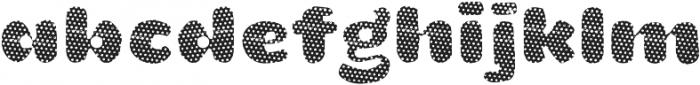 La Mona Pro Layer One otf (400) Font LOWERCASE