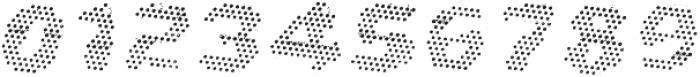 La Mona Pro Layer Two Italic otf (400) Font OTHER CHARS