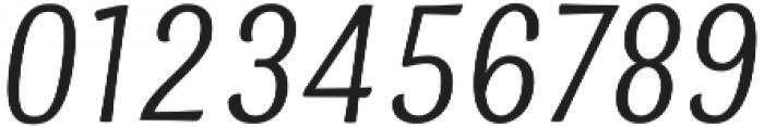 La Parisienne Sans otf (400) Font OTHER CHARS