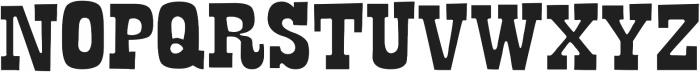 La Tequila ttf (400) Font UPPERCASE