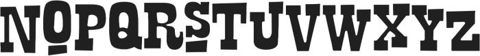 La Tequila ttf (400) Font LOWERCASE