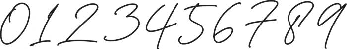 La storia otf (400) Font OTHER CHARS