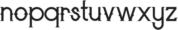 LaFiesta otf (400) Font LOWERCASE