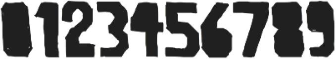 LaSegunda ttf (400) Font OTHER CHARS