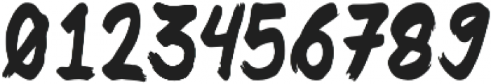 LaSpacino otf (400) Font OTHER CHARS