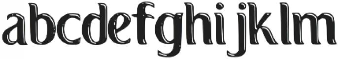 La_pontane_Hightlight otf (300) Font LOWERCASE