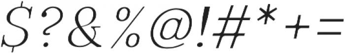 Laahleggek otf (300) Font OTHER CHARS