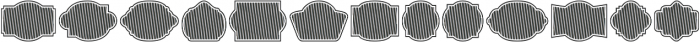 Label Pro XL BS Regular otf (400) Font LOWERCASE