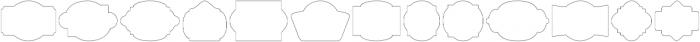 Label Pro XL Thin otf (100) Font LOWERCASE