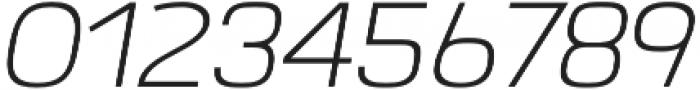Labrador A Light Italic otf (300) Font OTHER CHARS
