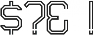 Labyrinth Regular ttf (400) Font OTHER CHARS
