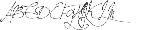 Labyrinthine Breeze otf (100) Font UPPERCASE