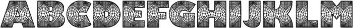 Lacy otf (400) Font UPPERCASE