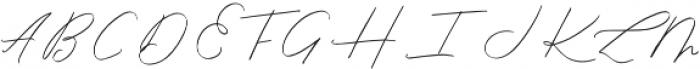 Lady Luminous otf (400) Font UPPERCASE