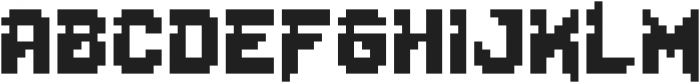 Lady Radical ttf (400) Font LOWERCASE