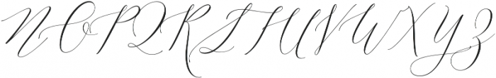 Lady Slippers Loops otf (400) Font UPPERCASE