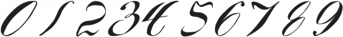 LadyVittoria otf (400) Font OTHER CHARS
