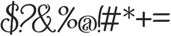 Ladybird otf (400) Font OTHER CHARS