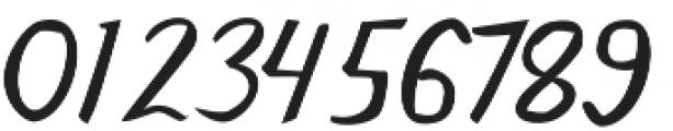 Ladylove Regular otf (400) Font OTHER CHARS
