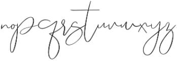 Ladytron otf (400) Font LOWERCASE