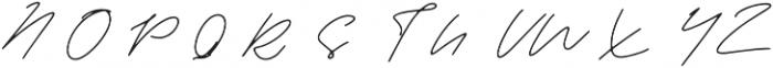 Lagerto otf (400) Font UPPERCASE