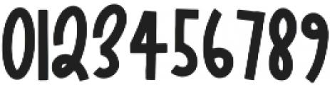 Lagoon Regular otf (400) Font OTHER CHARS