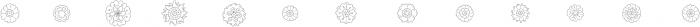 Lale Regular otf (400) Font LOWERCASE